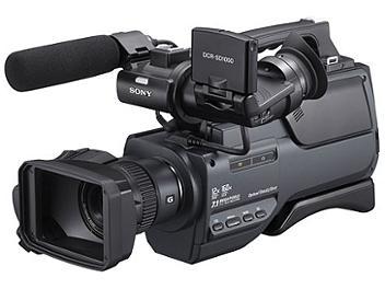 Sony DCR-SD1000 SD Camcorder PAL