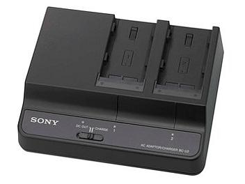 Sony BC-U2 Dual Battery Charger with AC Adaptor