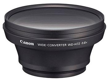Canon WD-H72 72mm 0.8x Wide Angle Converter Lens