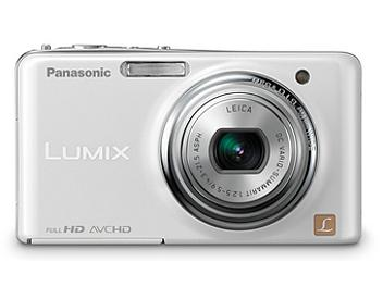 Panasonic Lumix DMC-FX78 Digital Camera - White