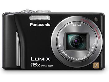 Panasonic Lumix DMC-ZS8 Digital Camera - Black