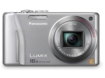 Panasonic Lumix DMC-ZS8 Digital Camera - Silver
