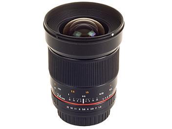 Samyang 24mm F1.4 ED AS UMC Lens - Sony Mount