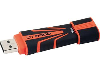 Kingston 16GB DataTraveler R500 USB Flash Drive (pack 2pcs)