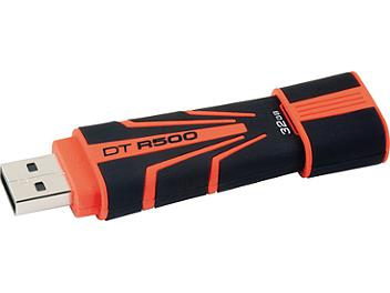 Kingston 32GB DataTraveler R500 USB Flash Drive (pack 2pcs)