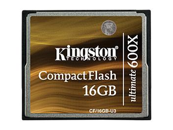 Kingston 16GB CompactFlash Ultimate 600x Memory Card