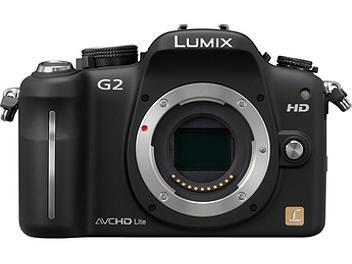Panasonic Lumix DMC-G2 Camera Body PAL