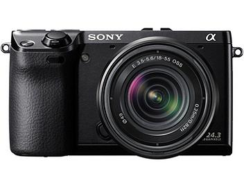Sony Alpha NEX-7 Camera Kit with 18-55mm Lens
