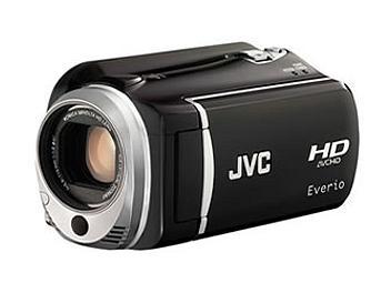 JVC Everio GZ-HD520 HD Camcorder PAL - Black