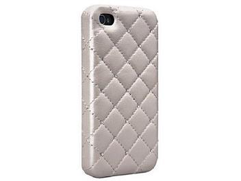 Case Mate CM015479 iPhone 4 Madison Quilted Case - Cream