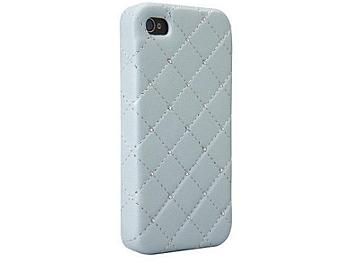 Case Mate CM015478 iPhone 4 Madison Quilted Case - Blue