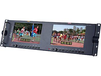 Datavideo TLM-702PD 2 x 7-inch LCD Monitor