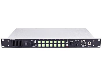 Telikou FT-800/5 7+1-channel Intercom Main Station with Tally