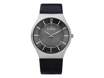 Skagen 833XLSLB Black Solar Men's Watch
