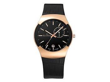 Skagen 983XLRLDB Black Label Men's Watch
