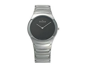 Skagen 582XLSXM Black Label Men's Watch