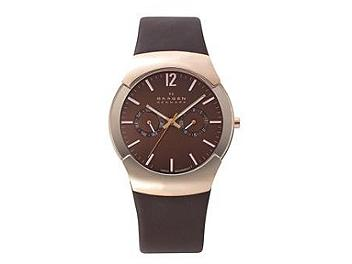 Skagen 583XLRLM Black Label Men's Watch