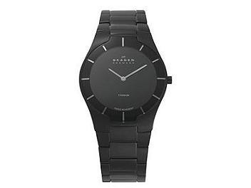 Skagen 585XLTMXB Black Label Men's Watch