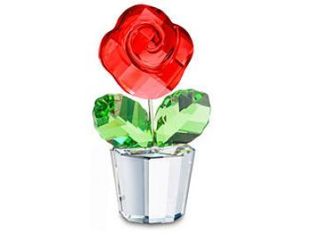 Swarovski 855896 Red Rose