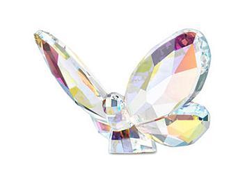 Swarovski 953056 Crystal Aurora Boreale Butterfly