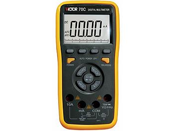 Victor 70C Digital USB Multimeter