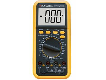 Victor VC9805A+ Digital Multimeter