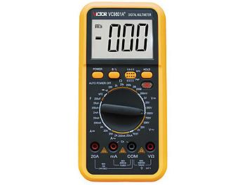 Victor VC9801A+ Digital Multimeter