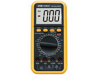Victor VC9802A+ Digital Multimeter