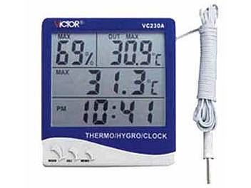 Victor VC230A Indoor Thermo-Hygrometer