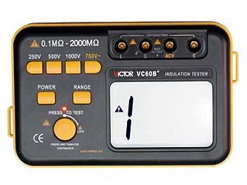 Victor VC60B+ Insulation Tester