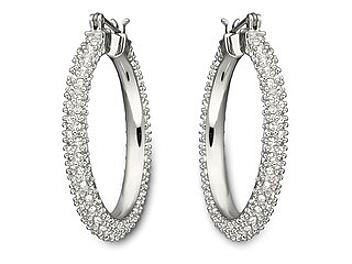 Swarovski 1019082 Henna Pierced Earrings