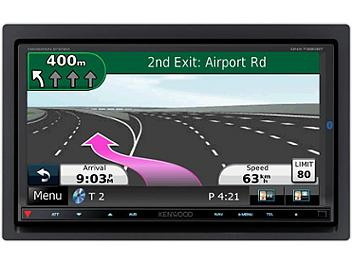 Kenwood DNX7380BTNAV 7-inch Wide Double-DIN Navigation System