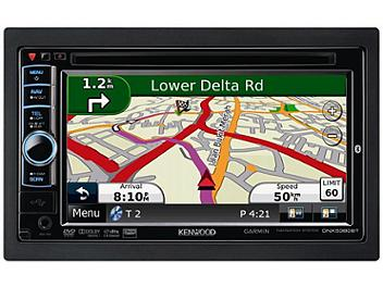 Kenwood DNX5380BTNAV 6.1-inch Wide Double-DIN Navigation System