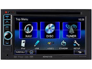 Kenwood DDX4038M 6.1-inch Wide VGA Double-DIN Monitor with DVD Receiver