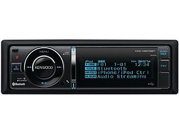 Kenwood KDC-X8016BT AAC/WMA/MP3/Bluetooth/CD Receiver with iPod Control
