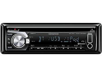Kenwood KDC-U549BT WMA/MP3/Bluetooth/CD/USB Receiver with iPod Control