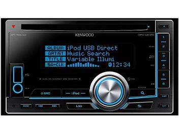 Kenwood DPX-U6120 Dual-DIN CD/USB Receiver with iPod Control