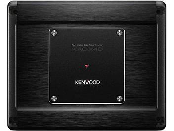 Kenwood KAC-X4D 4-Channel Digital Power Amplifier