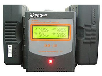 Dynacore DD-4S 4-channel Charger