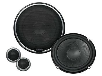 Kenwood KFC-S703P Component Speaker