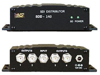 VideoSolutions SDD-140 1x4 SD SDI Distributor / Amplifier