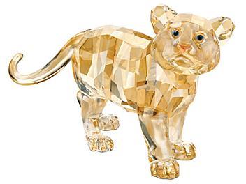 Swarovski 1016677 Tiger Cub Standing
