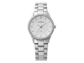 Skagen 347SSX Steel Ladies Watch