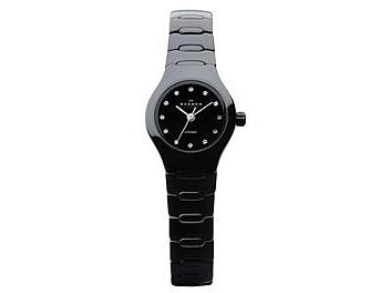 Skagen 816XSBXC1 Ceramic Ladies Watch