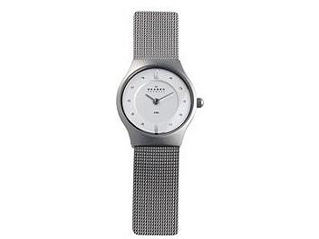 Skagen 233XSSS1 Steel Ladies Watch