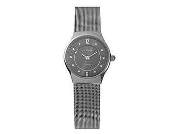 Skagen 233XSTTM Titanium Ladies Watch