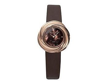 Skagen 885SRLD Black Label Ladies Watch