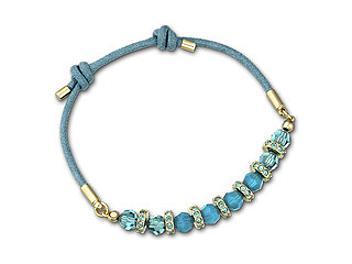 Swarovski 1110387 Polly Blue Bracelet