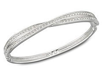 Swarovski 1808935 Edith Bangle