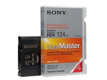 Sony PHDV-124DM HDV Cassette (pack 10 pcs)